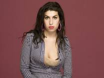 Amy Winehouse natural