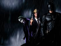 Batman, Joker y Harvey Dent
