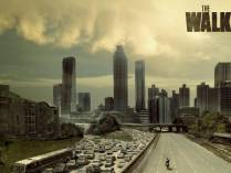 Ciudad apocalíptica de The Walking Dead