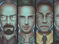 Dibujos de Breaking Bad