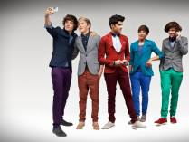 Foto promocional de One Direction