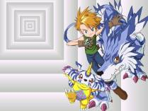 Matt y Gabumon
