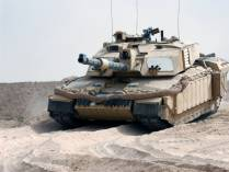 Tanque Challenger 2