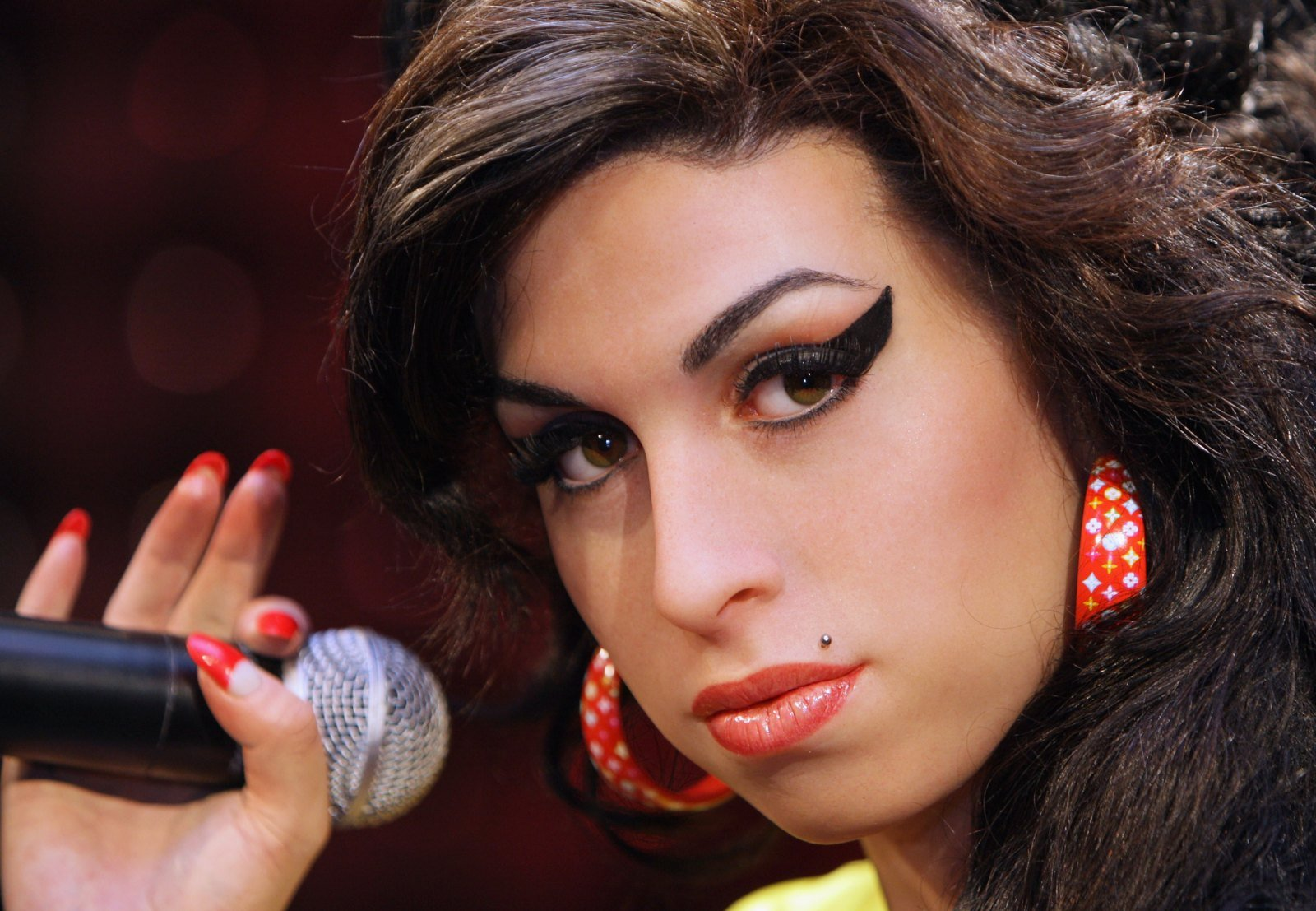 La artista Amy Winehouse HD