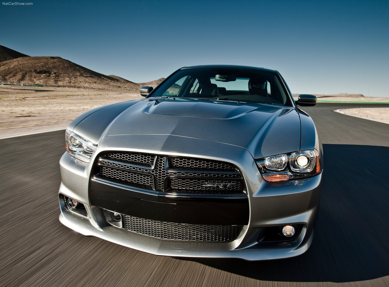 Dodge Charger SRT8 HD