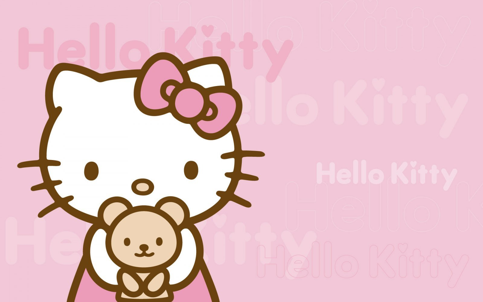 Gata Hello Kitty