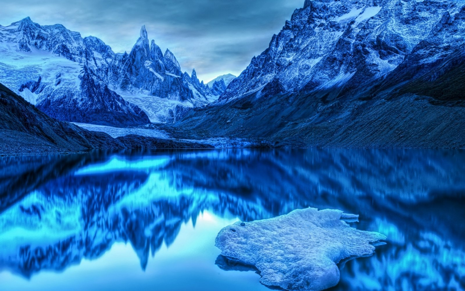 wallpaper de paisajes nevados: