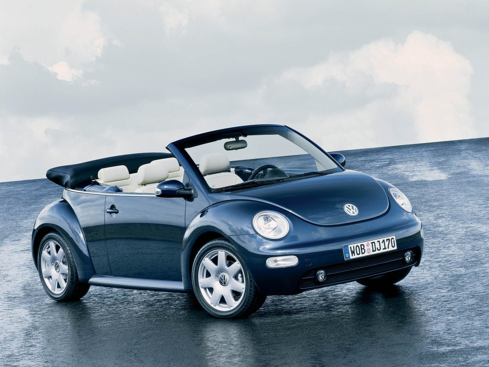 Volkswagen New Beetle HD