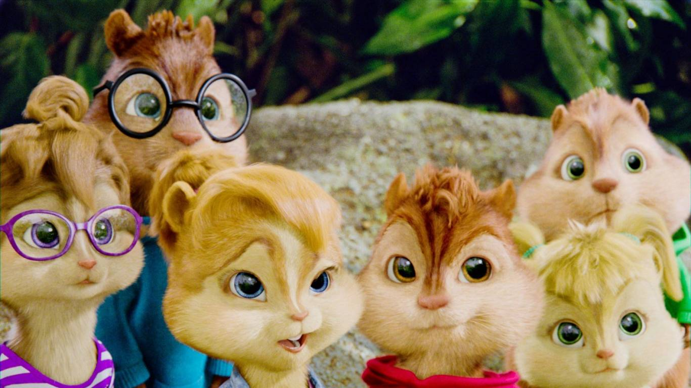 Alvin y los Chipmunks