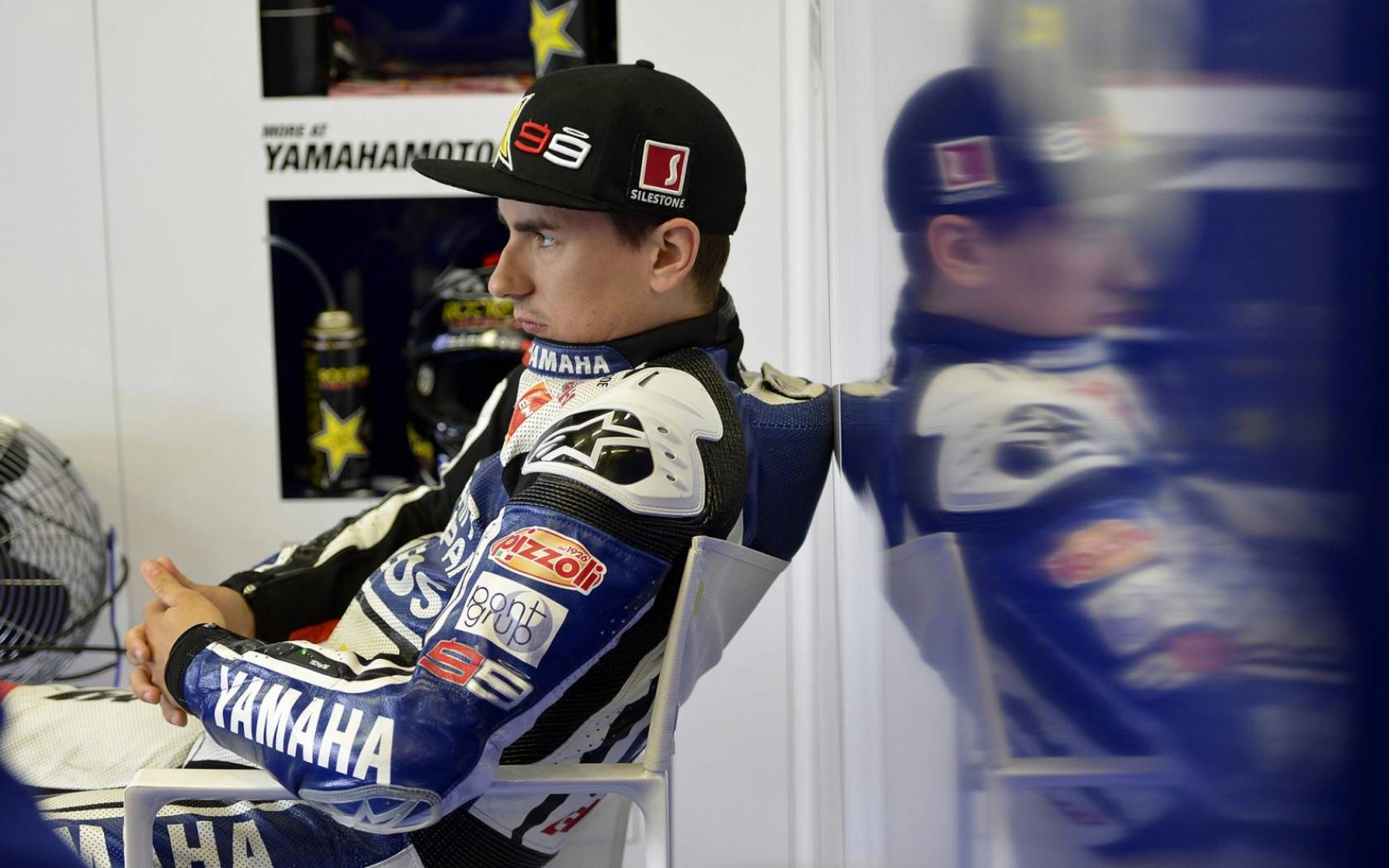 Lorenzo en el box HD