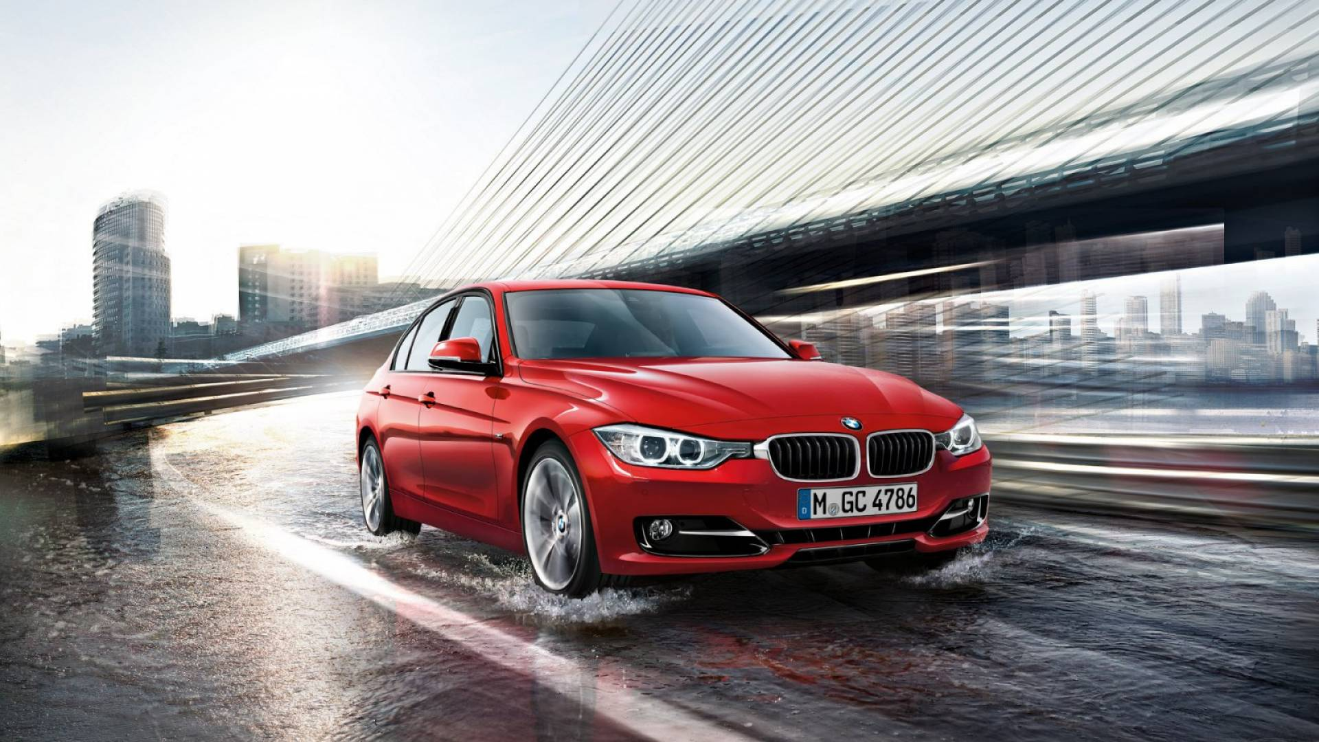 Bmw 3 Series F30 1920x1080 Hd Fondoswikicom